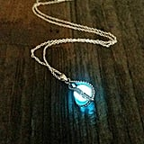 Glow in the Dark Dragon Egg Necklace