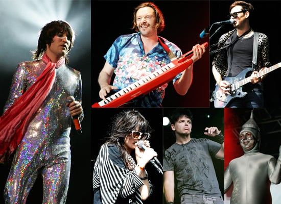 Photos From The Mighty Boosh Festival Including The Kills, Noel Fielding, Julian Barratt, Rich Fulcher, Gary Numan