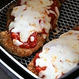 Air-Fried Chicken Parmesan