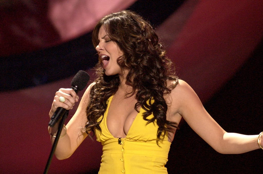 Katharine McPhee Rewears Her Yellow Dress From American Idol
