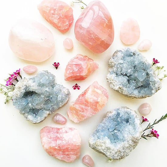 What Do Different Crystal Colours Mean?