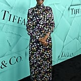 Attending a Tiffany & Co. event in 2018.