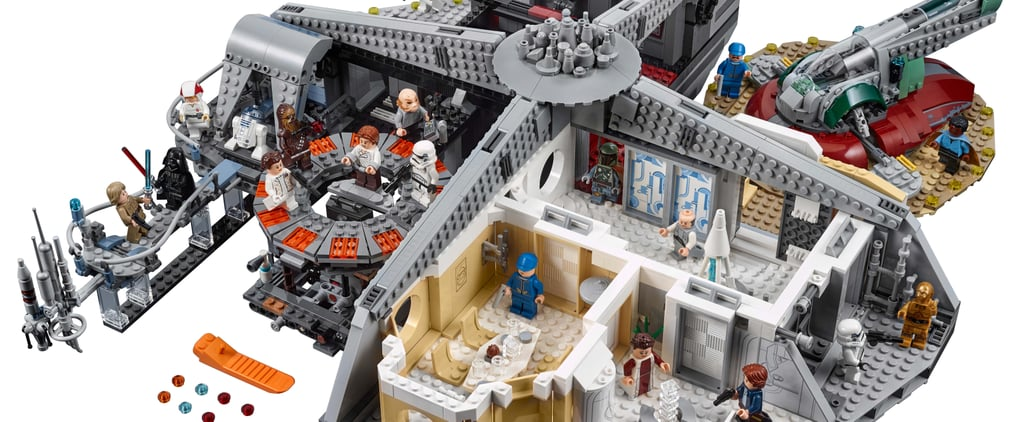 Lego Star Wars Betrayal at Cloud City Set