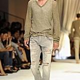 Milan: Dolce & Gabbana Men's Spring 2011