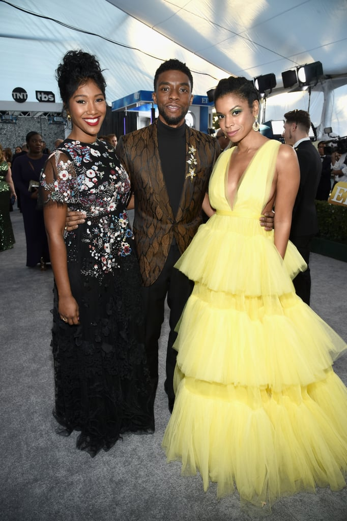 Who Is Chadwick Boseman Dating Popsugar Celebrity Uk Photo 3