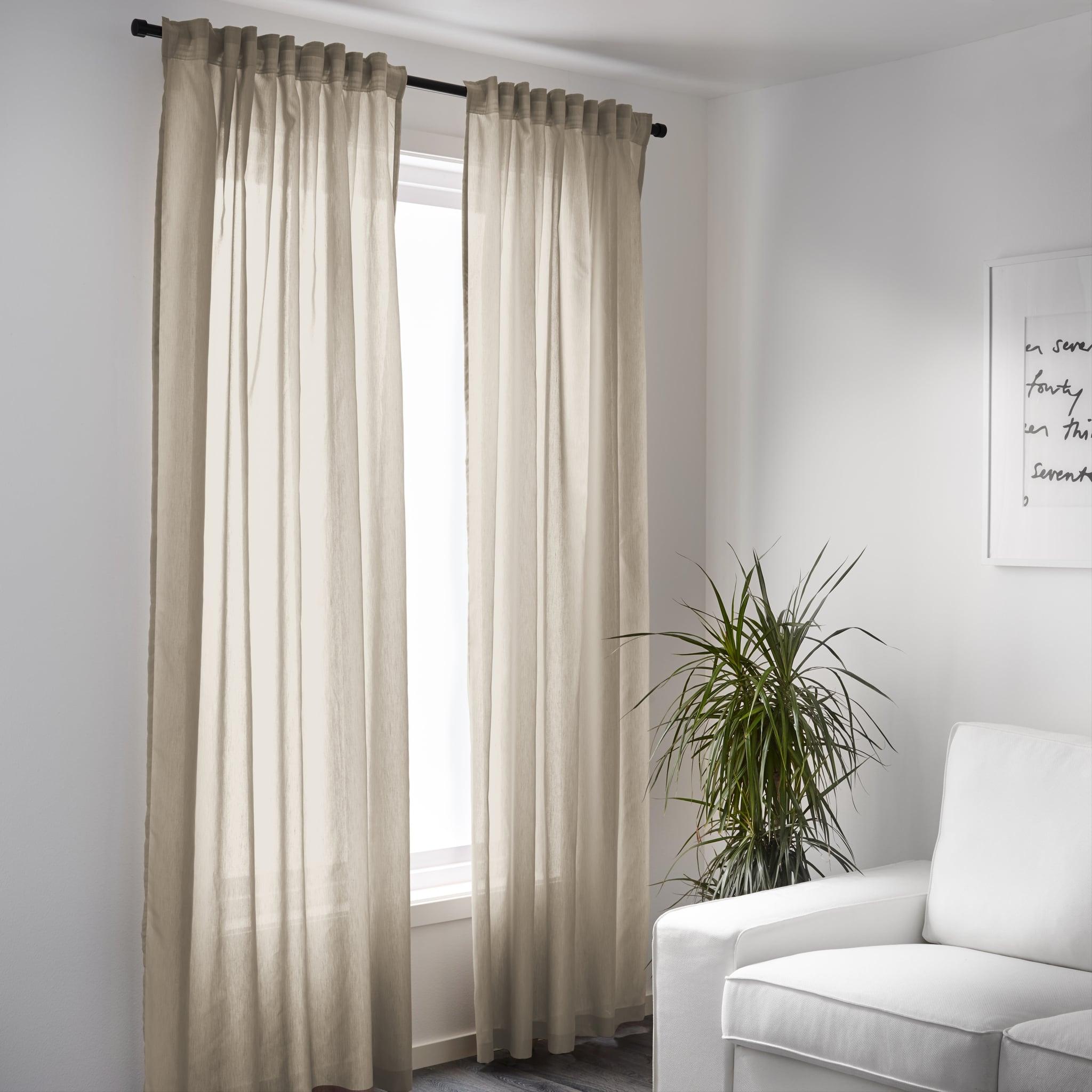 Fixer Upper Curtain Panels Transculent Curtains Get The Fixer Upper