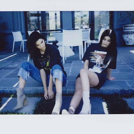 Kendall and Kylie Jenner Vintage T-Shirt Backlash