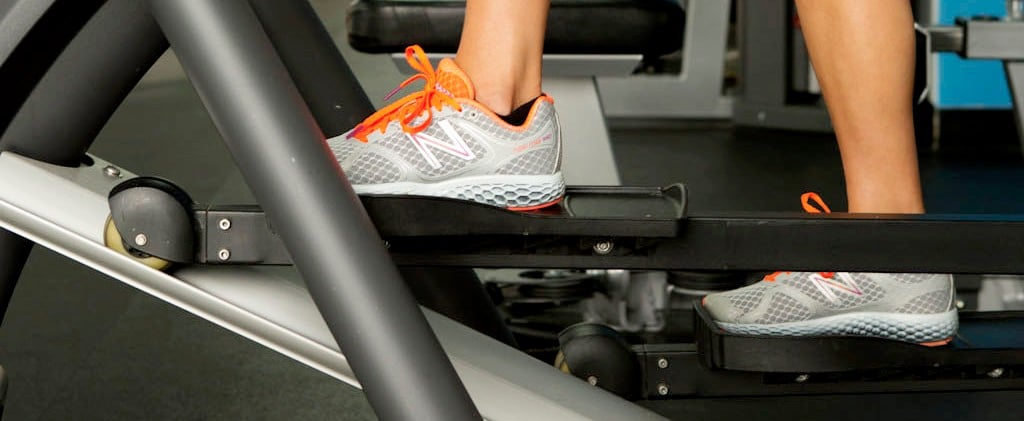 Crush Your Gym Sesh in 35 Minutes With This Bodyweight and Elliptical Workout