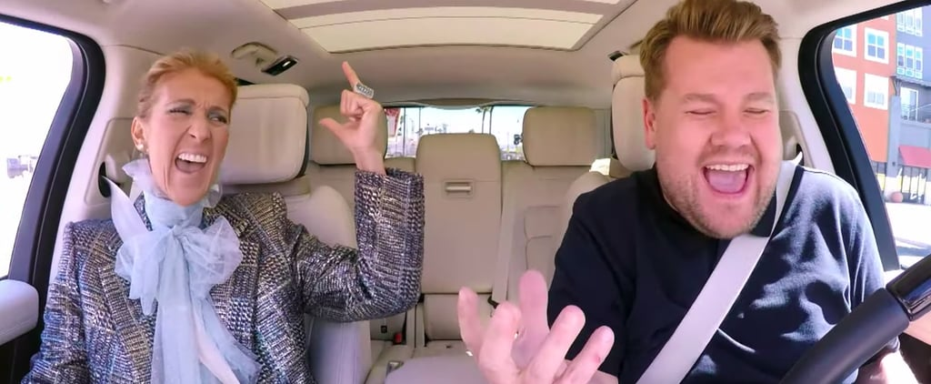 Celine Dion Carpool Karaoke Video