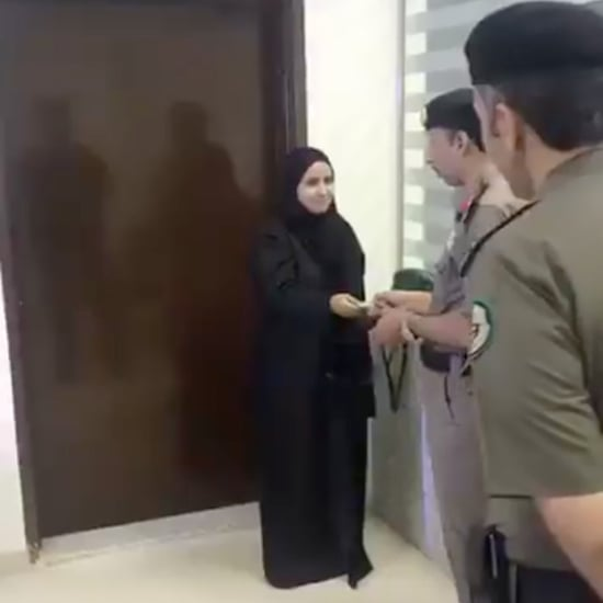 First Woman With Saudi Arabia Driver's License