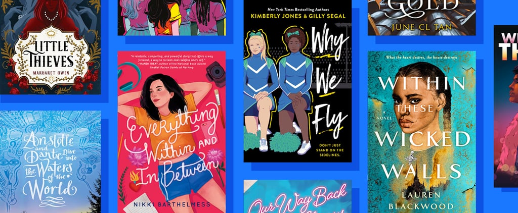 Best New YA Books Releasing in October 2021