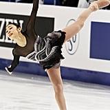 Yuna Kim's 2011 World Championships Long Program Dress