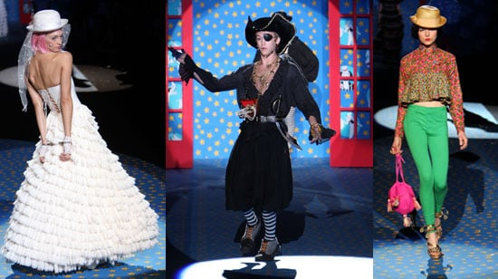 New York Fashion Week, Spring 2009: Betsey Johnson