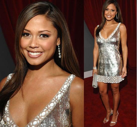 The Grammys Red Carpet: Vanessa Minnillo