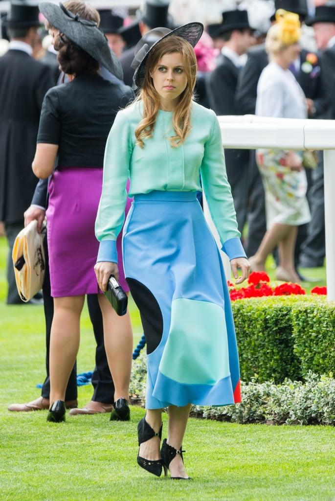 Princess Beatrice Style