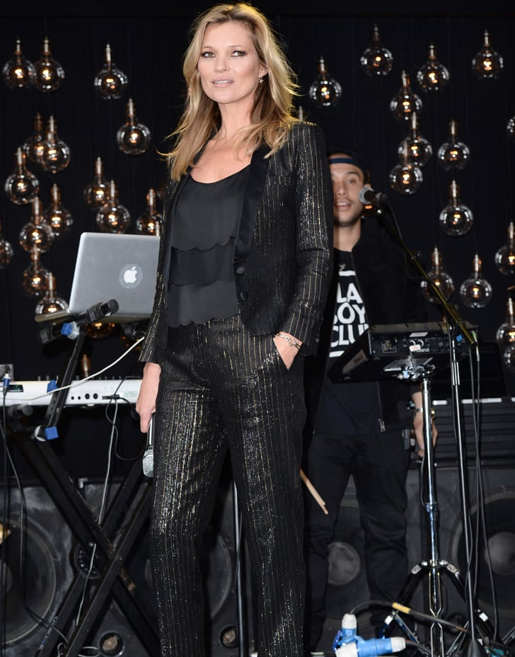 Kate Moss Sienna Miller At Kate Moss For Topshop Launch ...