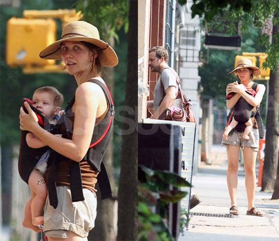 Maggie, Peter and Ramona Return Home