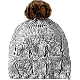 Gap's Cable Knit Hat ($20) isn't just adorable; it also comes in at a great price point.