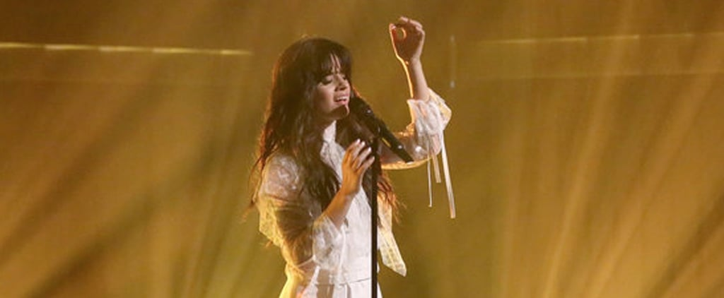"You've Never Seen Camila Cabello Perform ""Crying in the Club"" Like This Before"
