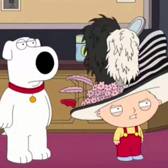 Family Guy Video Clip Predicting Caitlyn Jenner
