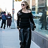 How to Wear a Monochrome Outfit in Black