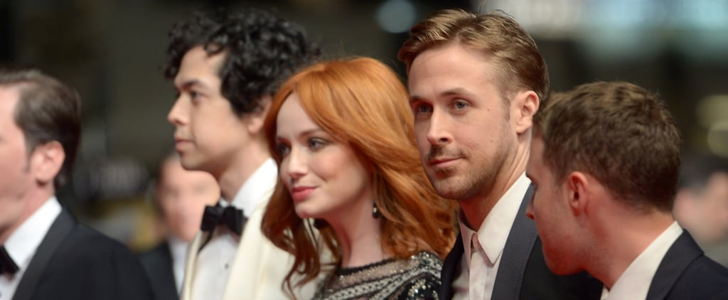 Ryan Gosling Does Not Disappoint at Cannes