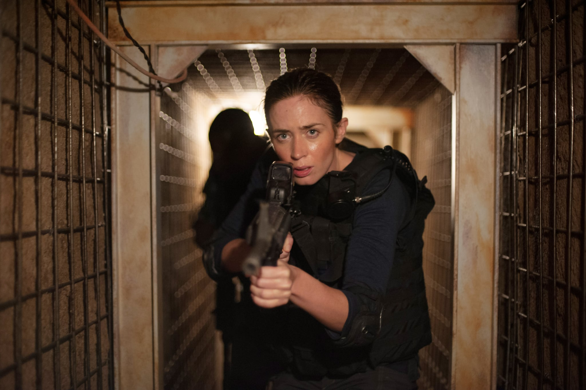 SICARIO, Emily Blunt, 2015. ph: Richard Foreman Jr./Lionsgate/courtesy Everett Collection