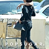 Naya Rivera and Ryan Dorsey Kiss in LA | Pictures