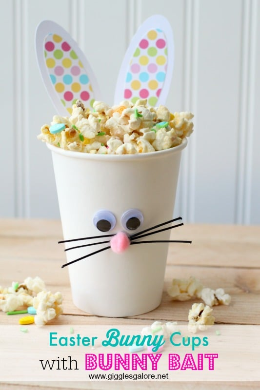 Easter Bunny Cups