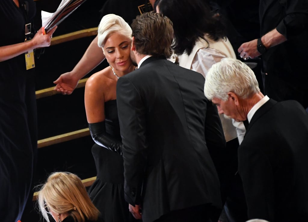 Lady Gaga and Bradley Cooper at the Oscars 2019 | POPSUGAR
