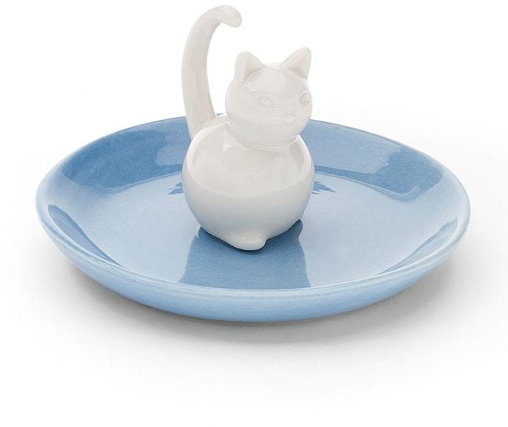 LC Lauren Conrad Cat Ring Holder Dish ($22)