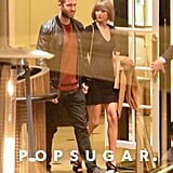 Taylor Swift and Calvin Harris Look More in Love Than They Did a Year Ago