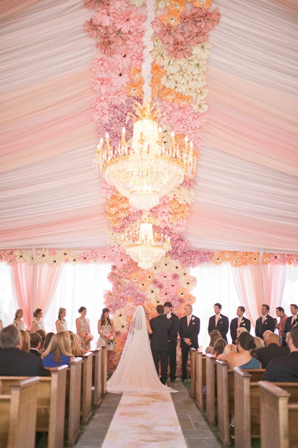 Outdoor wedding decor for indoor weddings popsugar love sex how to bring the outside in at your wedding junglespirit Images