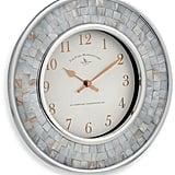 Pearl Mosaic Wall Clock