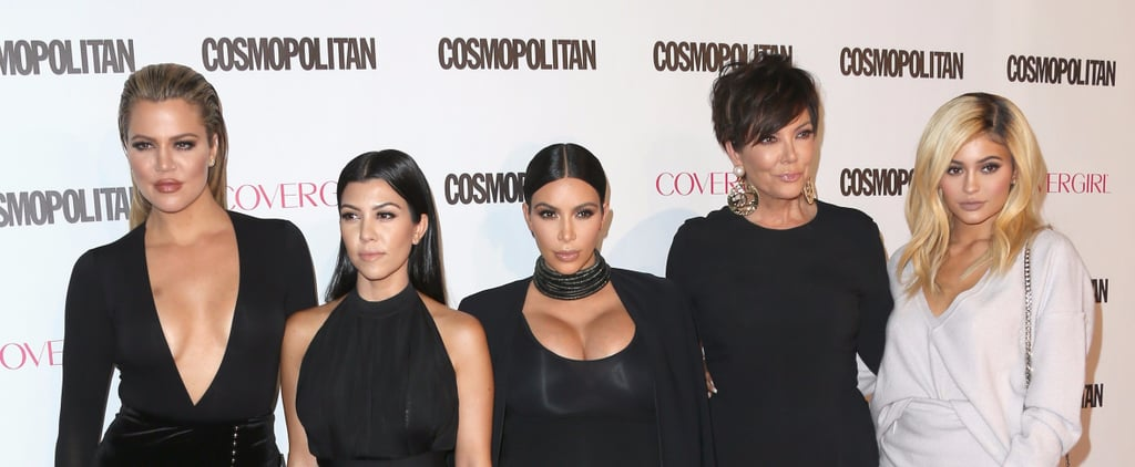 Kim Kardashian Just Ranked Her Family From Best to Worst Dressed, and LOL Daaamn