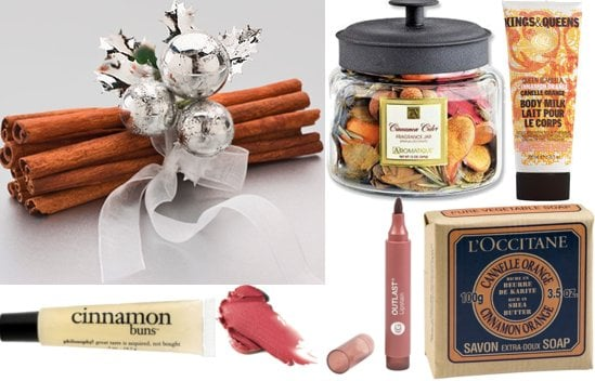 New Cinnamon Scented Makeup and Beauty Products For Holiday 2010