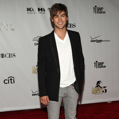 No. 5 Chace Crawford