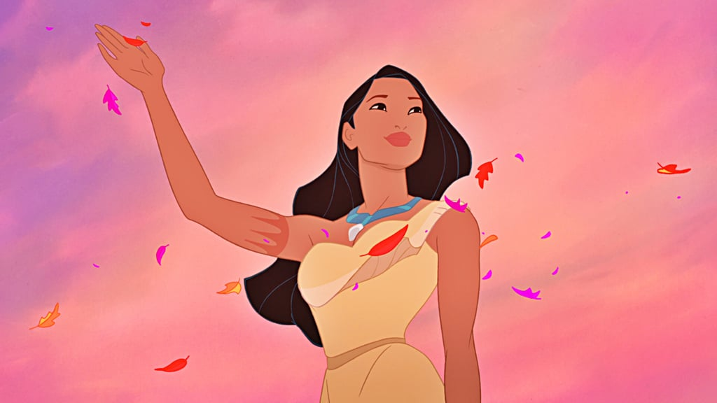 Pocahontas Is The Only Disney Princess With A Tattoo