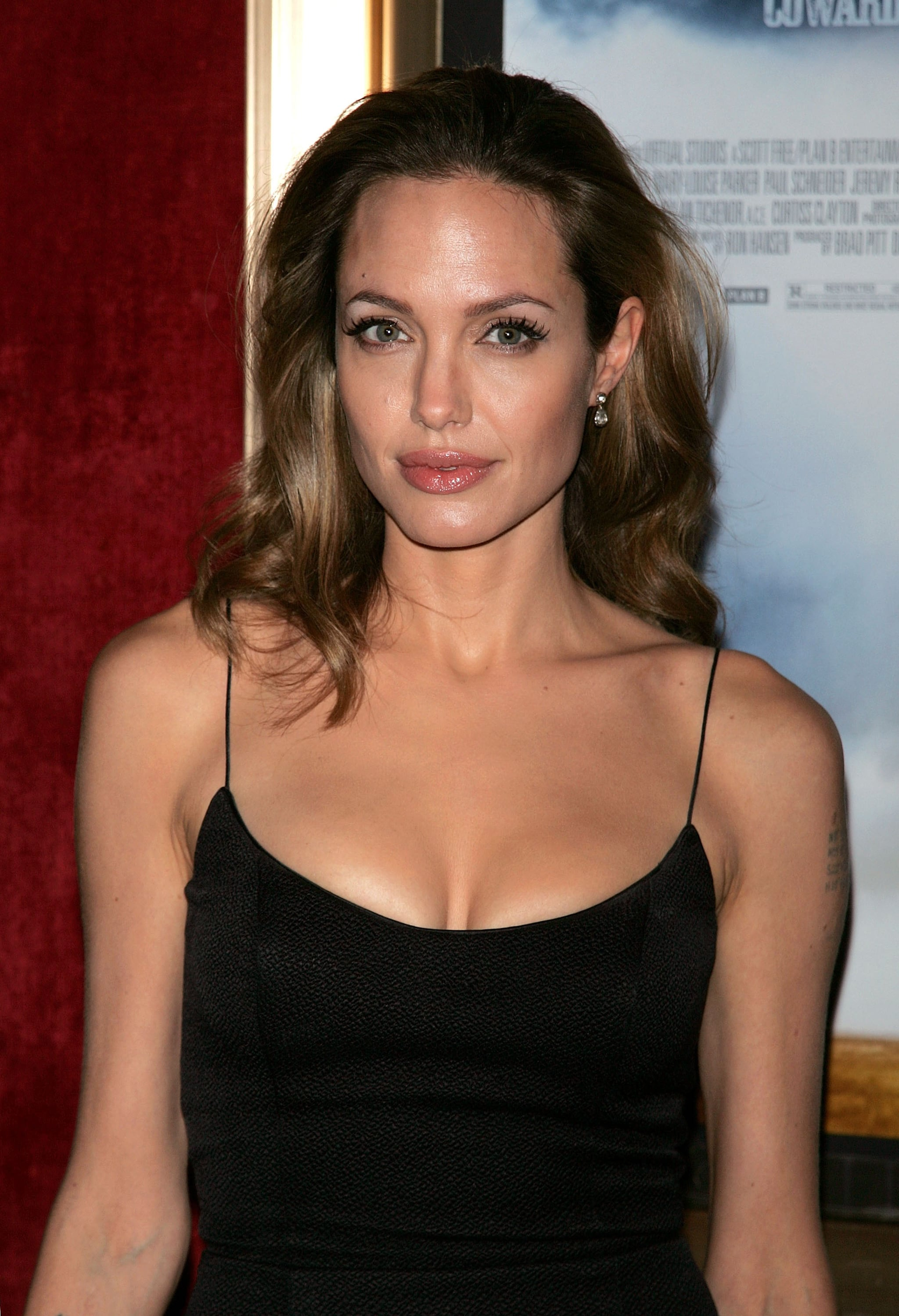 Angelina Jolie Sexy Pics celebrity & entertainment | look back at angelina jolie's