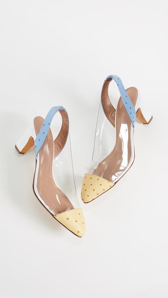 Maryam Nassir Zadeh Vivir Slingback Pump Best Shoes On Sale 2018