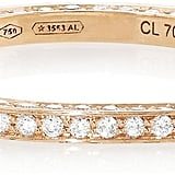Repossi Antifer 18-Karat Rose Gold Diamond Ring ($5,950)
