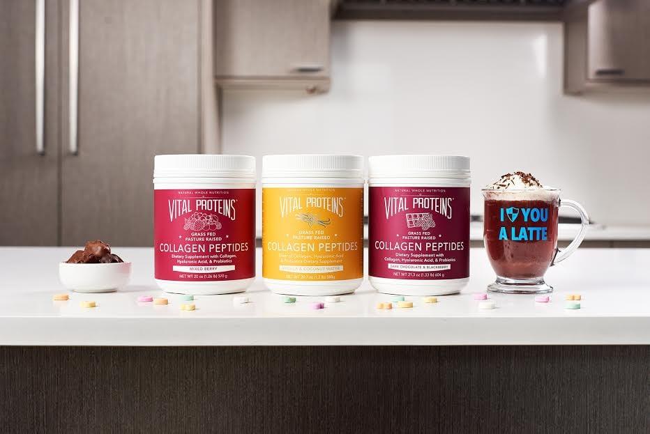 Vital Proteins Valentine Bundle