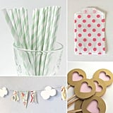 For Favor Bags, Straws, and More: Kiwi Tini Creations