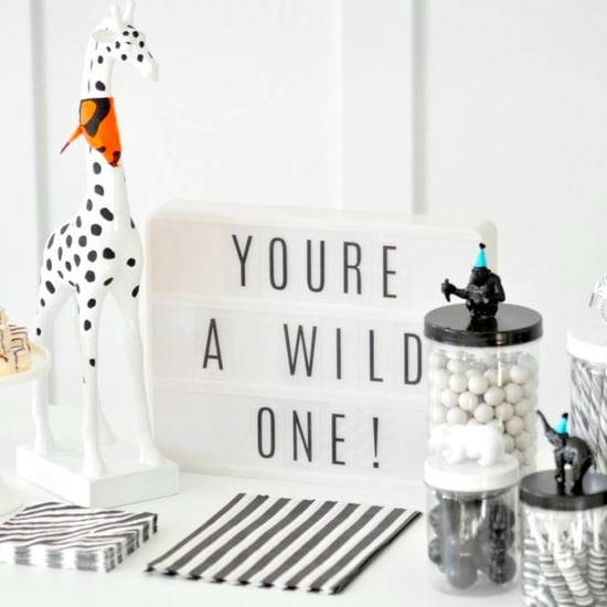 Wild One Jungle Birthday Party