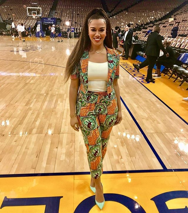 Ros Gold-Onwude | basketball analyst and broadcaster