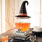 Witch's Brew Pumpkin Beverage Dispenser by Grandin Road
