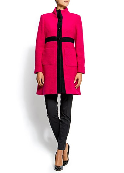 Mango empire coat ($200)