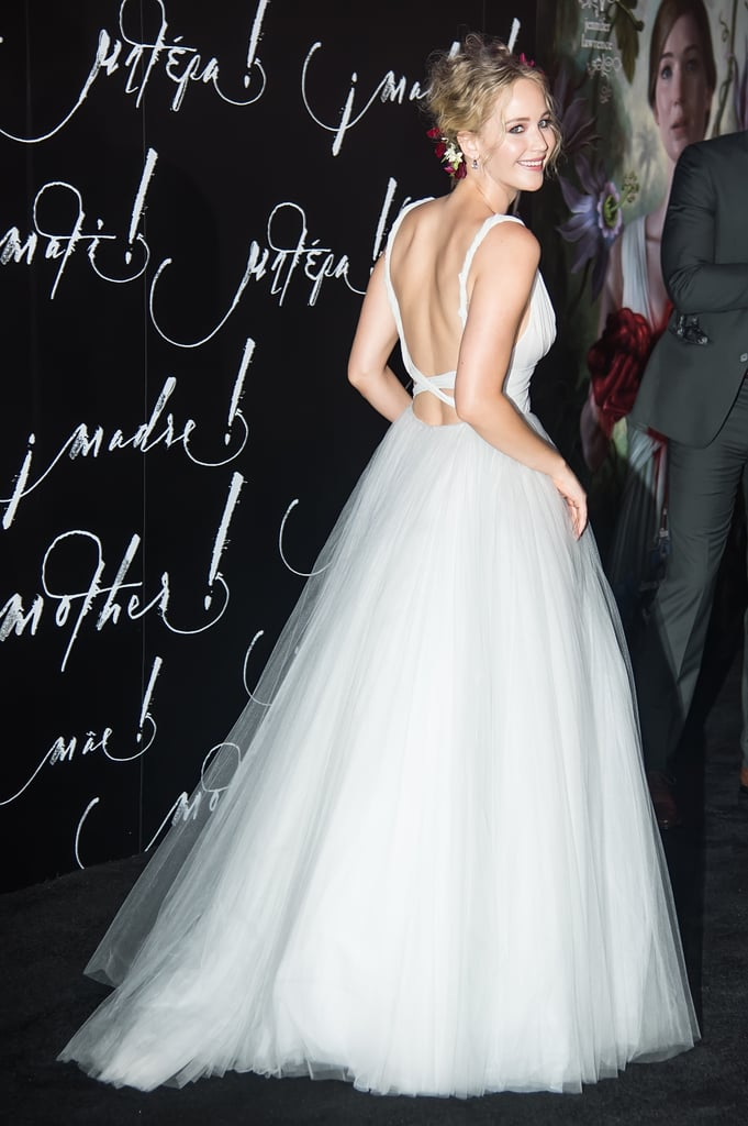 We Have a Strong Inkling Jennifer Lawrence Might Wear 1 of These Dresses at Her Wedding