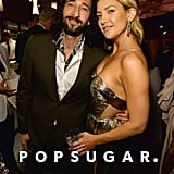 Pictured: Kate Hudson and Adrien Brody