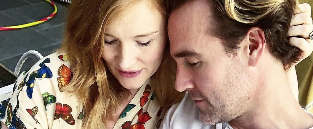 James Van Der Beek on Miscarriage
